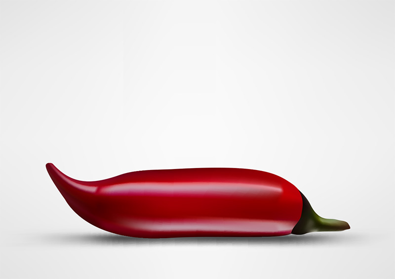 800x566 Chili Pepper Vector Illustration By Superawesomevectors