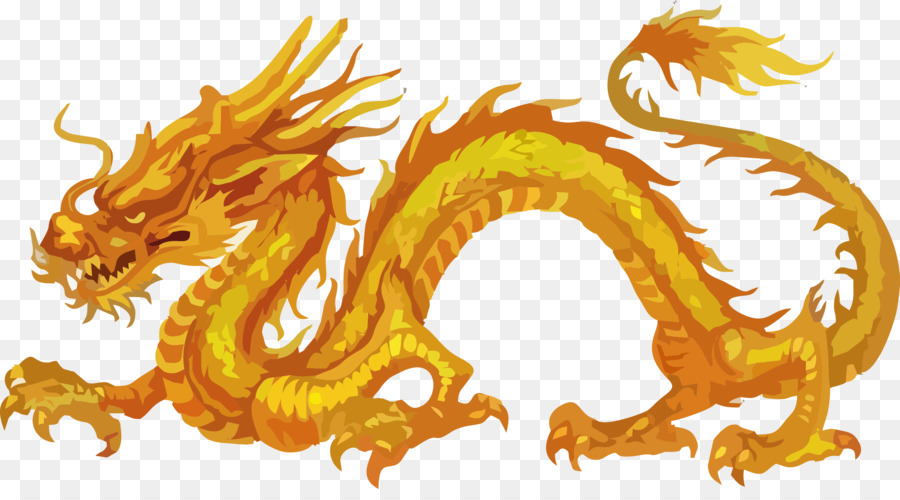 Chinese Dragon Vector at GetDrawings com | Free for personal