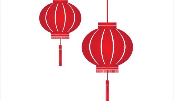 680x395 Chinese Red Lanterns Red Lantern Vector Red Lanterns Amp Saguaro