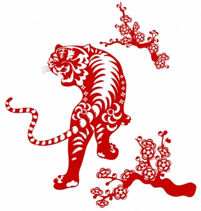405x425 Tiger Vector Misc Free Vector Free Download