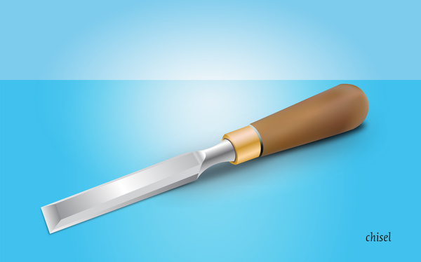 600x374 Chisel Free Vector In Adobe Illustrator Ai ( .ai ) Vector