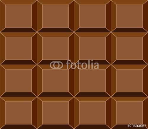 500x437 Vector Chocolate Bar Background, Vector Candy Filing