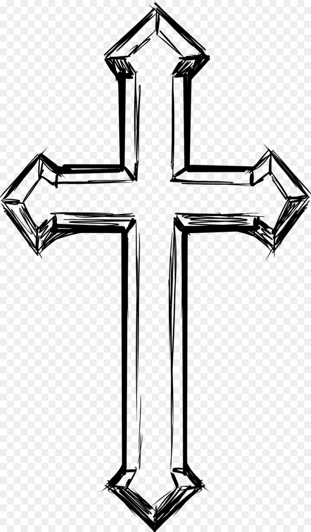 1080x1848 Png Christian Cross Drawing Clip Art Creative Cross Sohadacouri