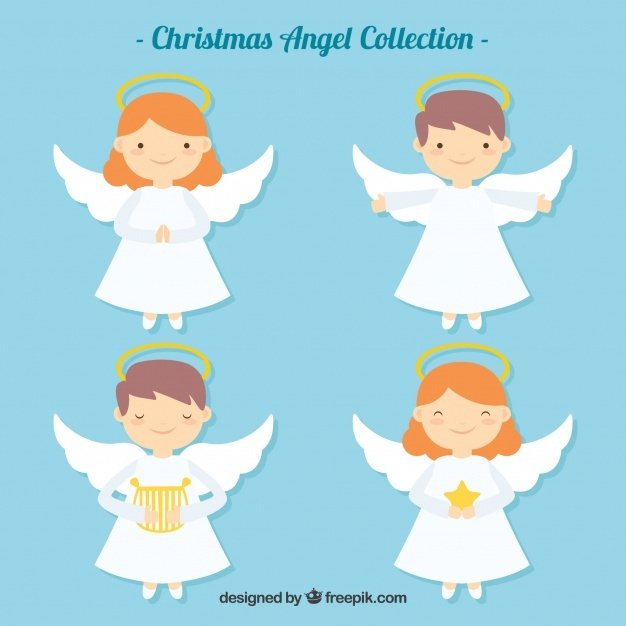 626x626 Christmas Angels Vectors, Photos And Psd Files Free Download