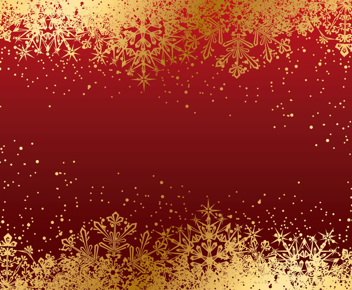 1136x936 Beautiful Gold Christmas Background Vector Art Amp Graphics