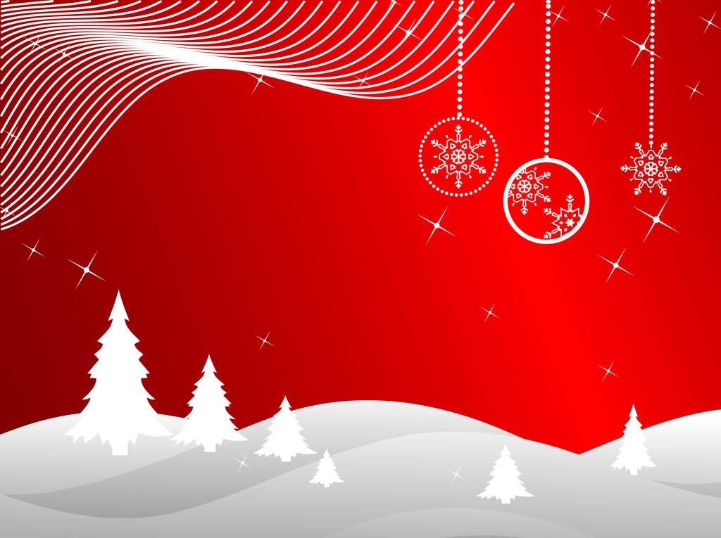 1024x765 Christmas Background Vector Vector Art Amp Graphics