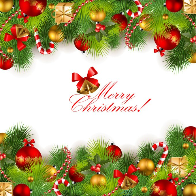 680x680 Free Christmas Background Border Psd Files, Vectors Amp Graphics