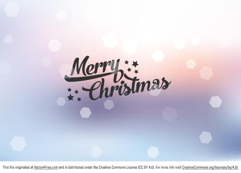 829x595 Free Christmas Vector Graphics