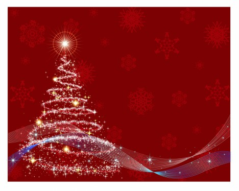 468x374 Christmas Background Vectors Stock In Format For Free Download 6.94mb