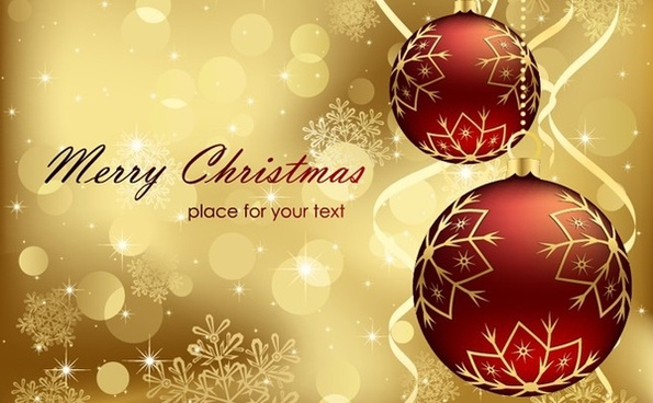 595x368 Free Christmas Background Vector Free Vector Download (51,139 Free