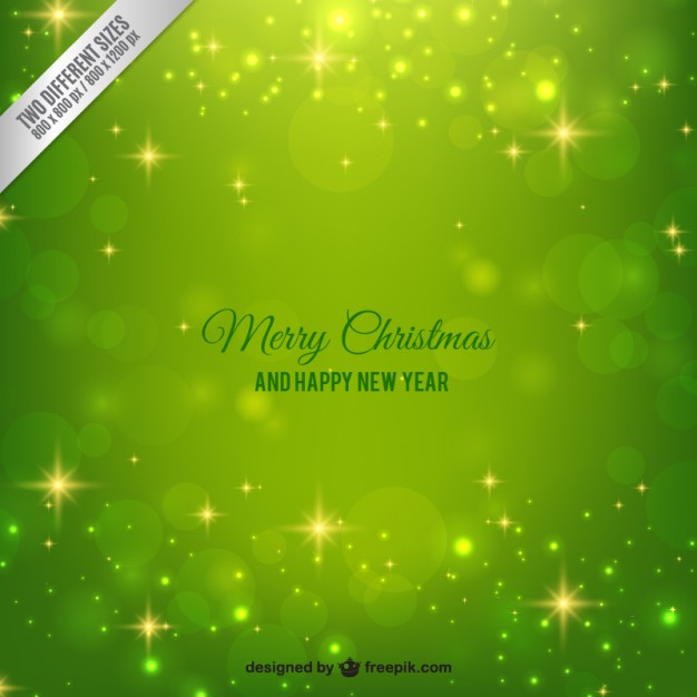 626x626 Bright Green Christmas Background Vector Free Download