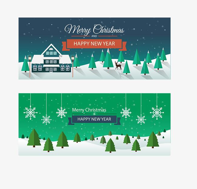 650x625 Beautiful Christmas Banner Vector, Christmas Vector, Banner Vector