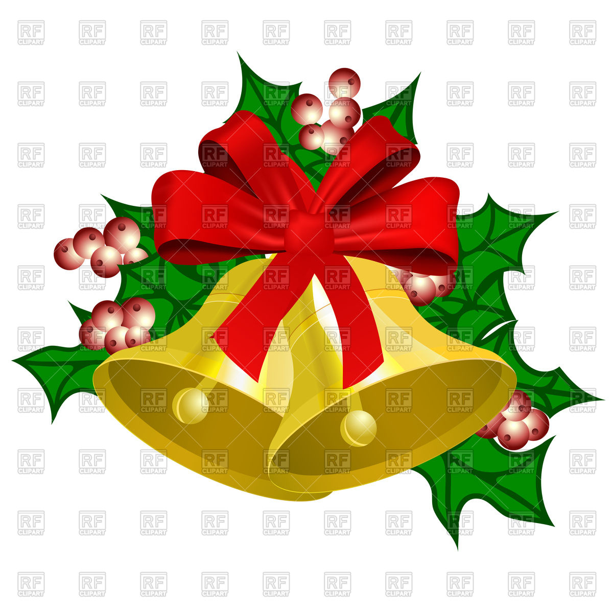 1200x1200 Christmas Bells Vector Image Vector Artwork Of Holiday Angelp