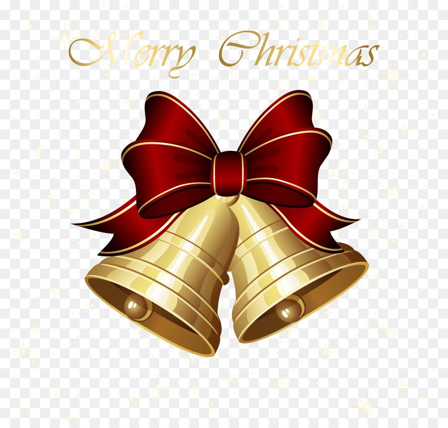 900x860 Christmas Decoration Jingle Bell Clip Art