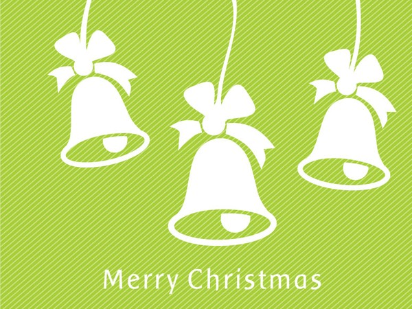 600x450 Jingle Bells Vector Graphic