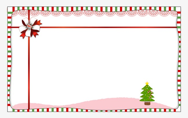 Christmas Border Design Png.Christmas Border Vector At Getdrawings Com Free For