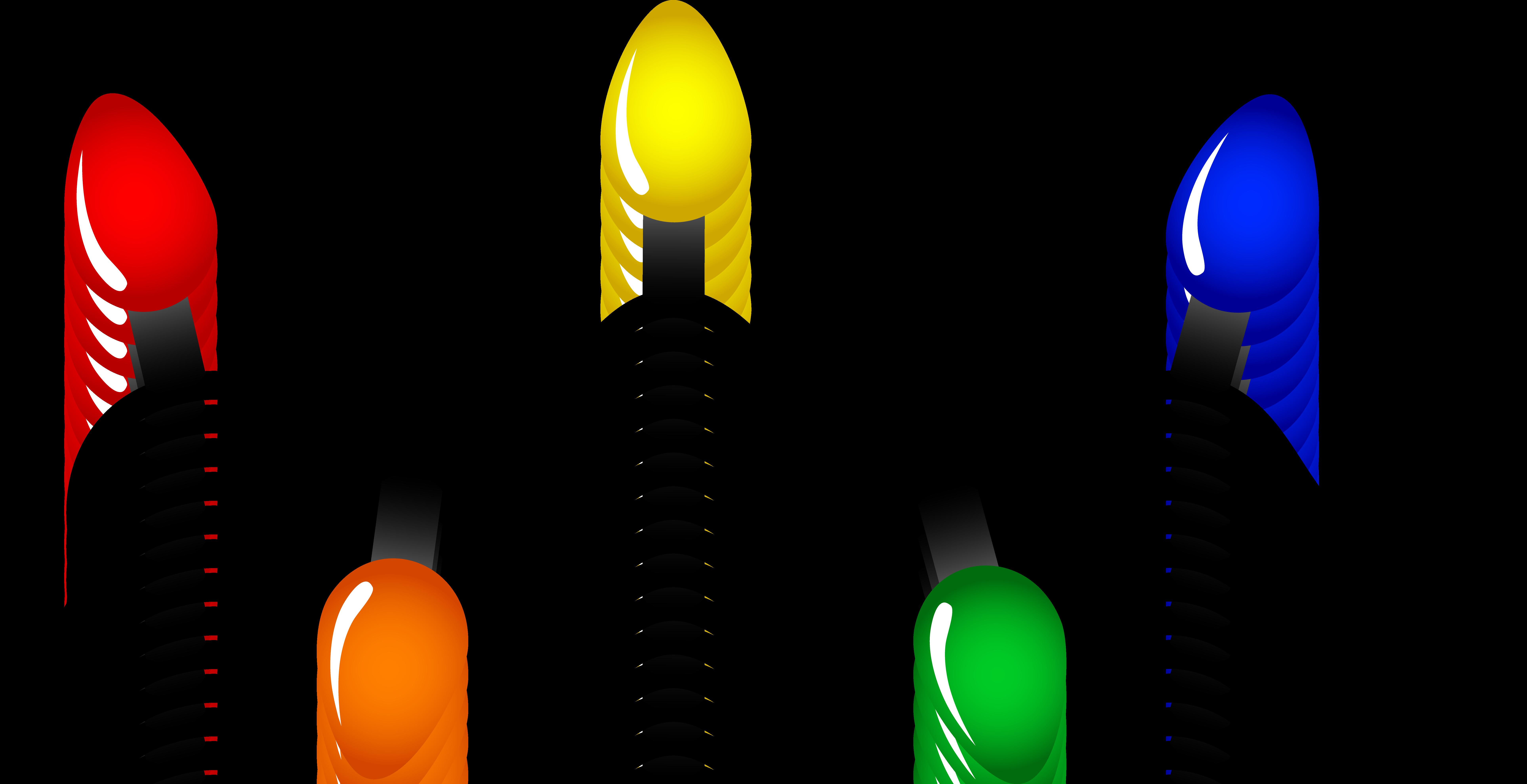 Christmas Bulb Vector