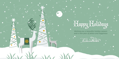 500x250 Christmas Vector Graphics Vector Graphics Graphic Design Junction