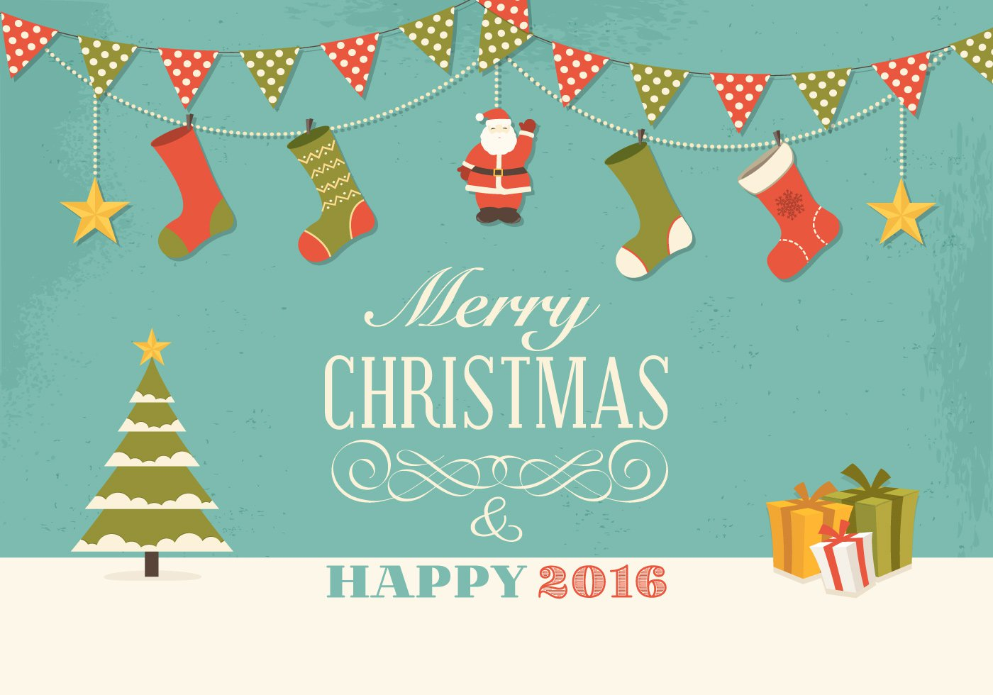1400x980 Xmas Freebies 25 Best Hi Quality Christmas Graphic Vectors 2015
