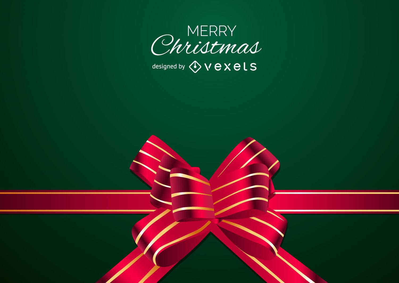 1500x1062 Christmas Bow Backdrop Design