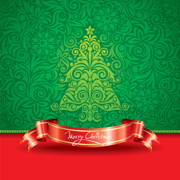 600x600 Paper Cut Christmas Tree Design Vector Free Vector In Encapsulated