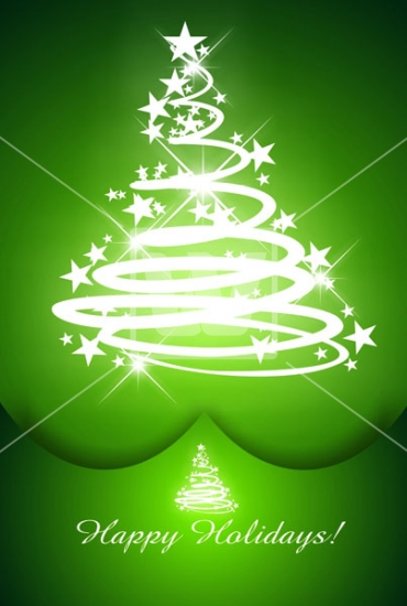 370x550 Vector Christmas Design
