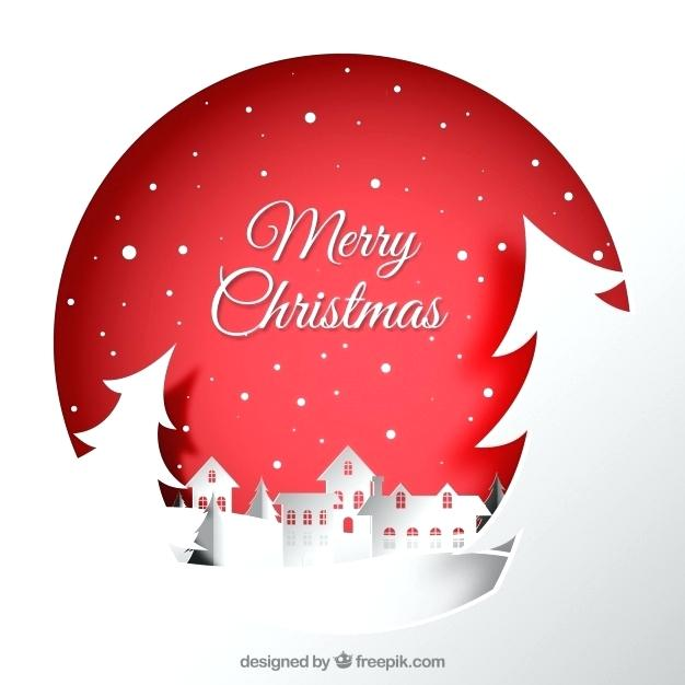 626x626 Decoration City Paper Background Free Vector Christmas Designs To
