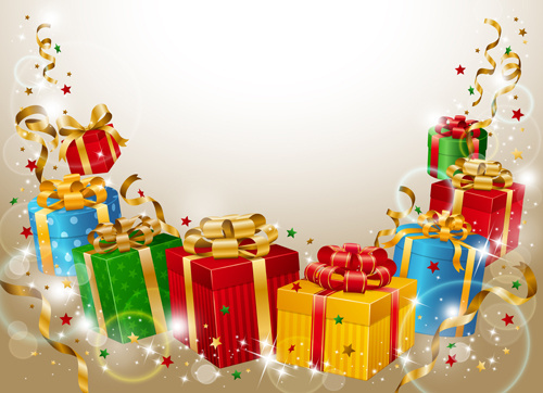 500x362 Christmas Gift Box Vector Free Vector Download (10,699 Free Vector