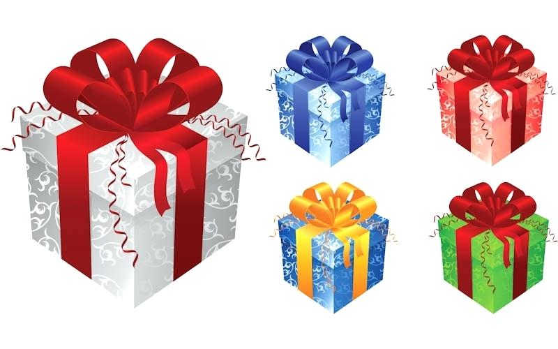800x500 Christmas Gift Box Template Boxes Templates Vector Tutorial