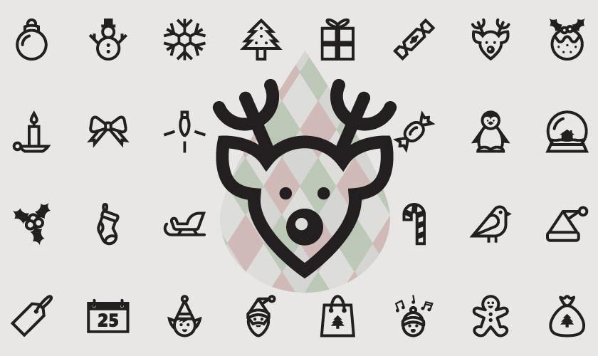 840x500 Christmas Freebies 30 High Quality Xmas Vector Graphics Will