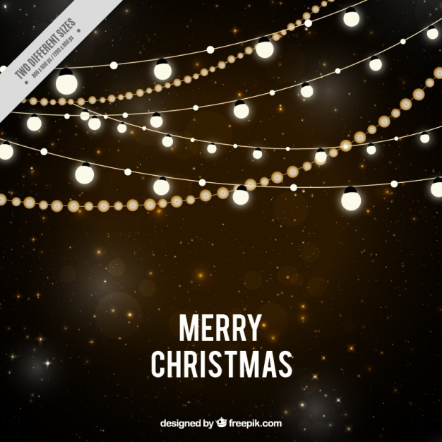 626x626 Christmas Lights Vectors, Photos And Psd Files Free Download