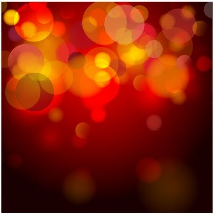 422x425 Defocused Christmas Lights Flyer Ideas Christmas
