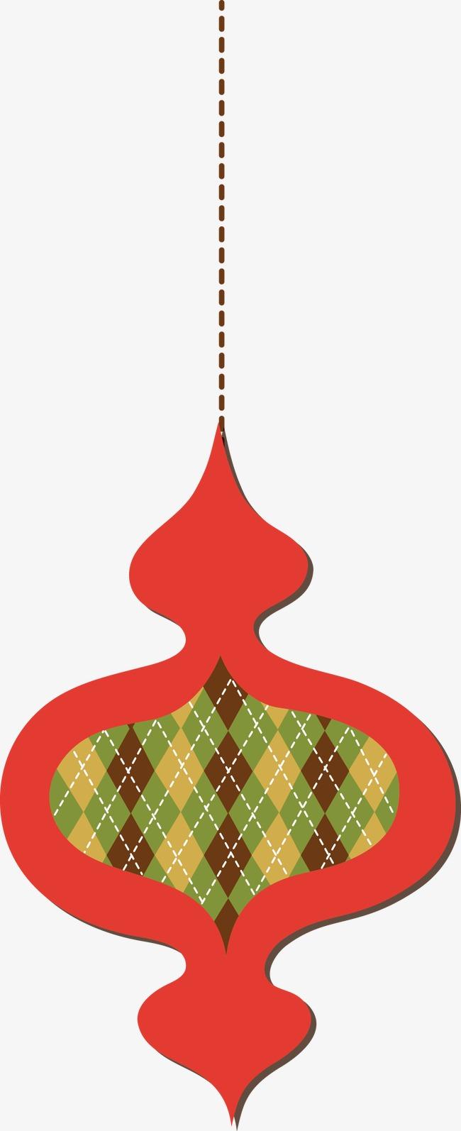 650x1594 Christmas Ornaments Vector, Christmas, Christmas Gift, Decoration