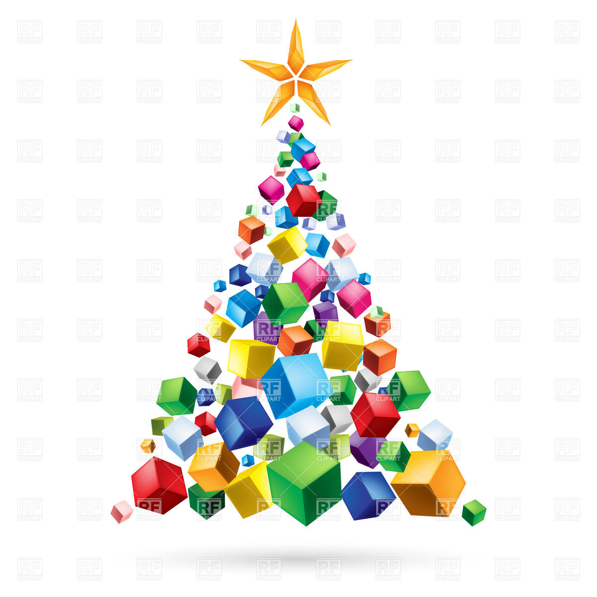 Christmas Present Vector Art at GetDrawings.com   Free for personal ...