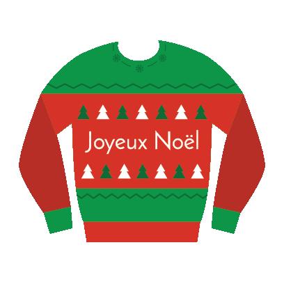 Christmas Sweater Vector