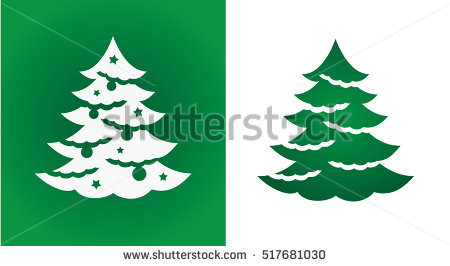 450x266 Free Christmas Tree Icon Vector 116499 Download Christmas Tree