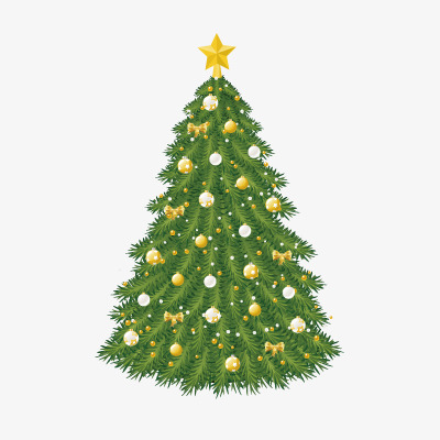 400x400 Christmas Tree, Christmas Vector, Tree Vector, Tree Clipart Png