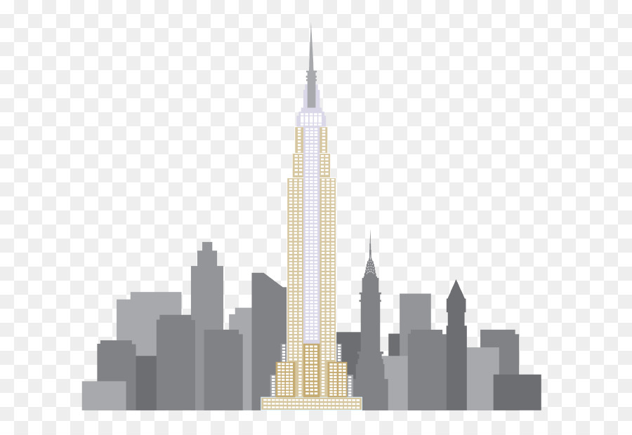 900x620 Empire State Building Chrysler Building Flatiron Building Skyline