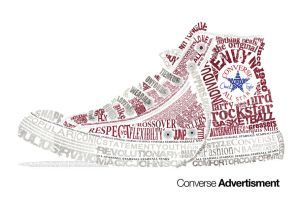 297x200 This Type Of Typography Chuck Taylor Typography Vector By