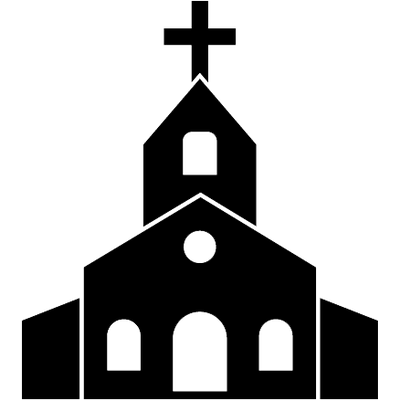 Church Vector Png