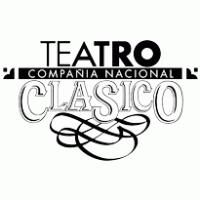 200x200 Free Download Of Cia Nacional De Teatro Clasico Vector Logo