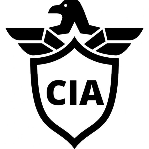 626x626 Cia Shield Symbol With An Eagle Icons Free Download