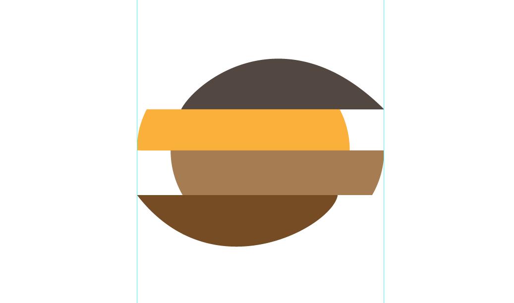 1037x612 Design Circle, Vector Banner In Illustrator