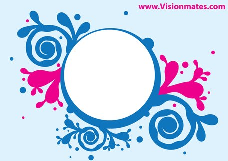 456x322 Free Circle Vector Banner Clipart And Vector Graphics