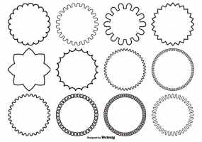 285x200 Circle Border Free Vector Graphic Art Free Download (Found 11,517