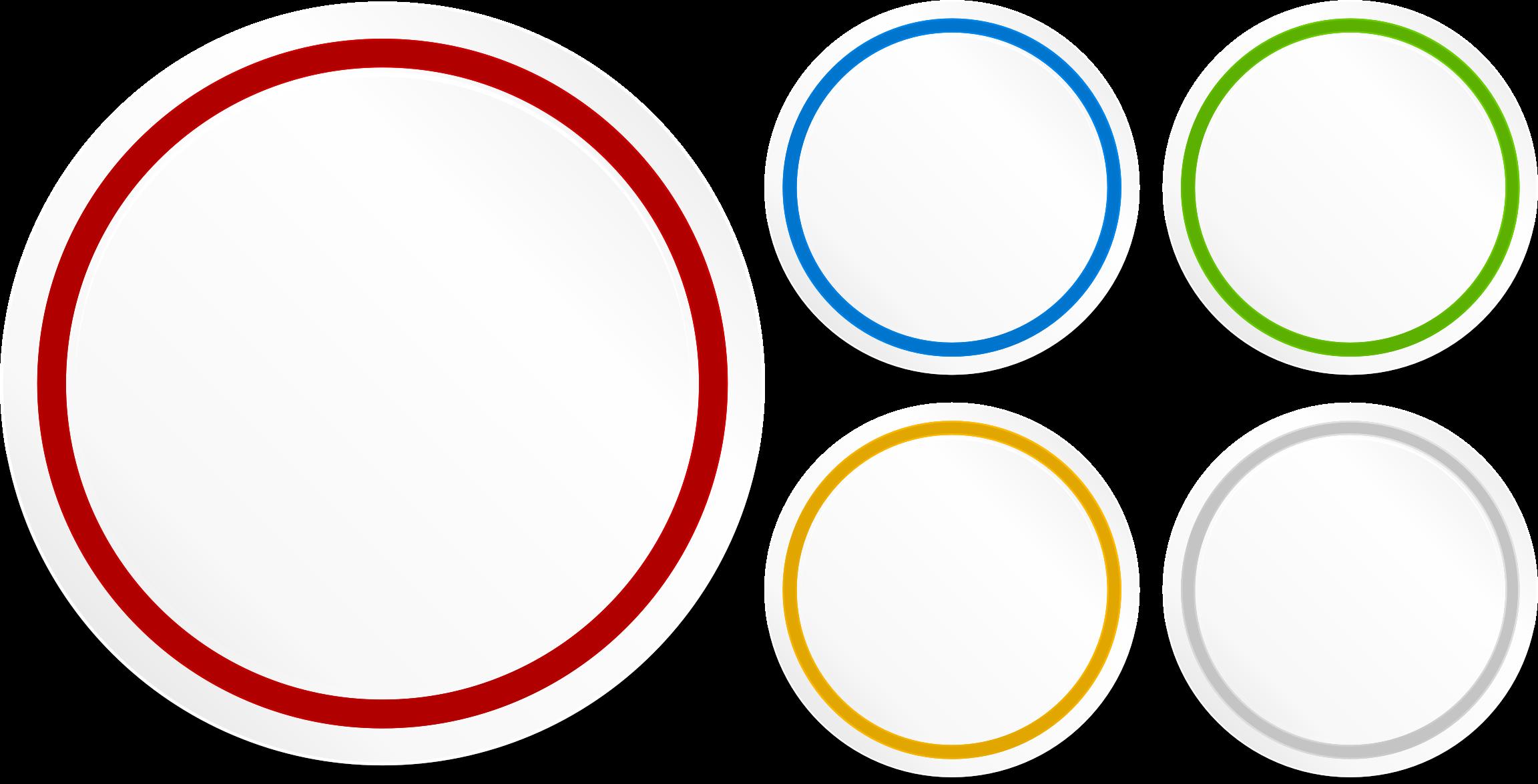 2304x1176 15 Designer Vector Circle For Free Download On Mbtskoudsalg