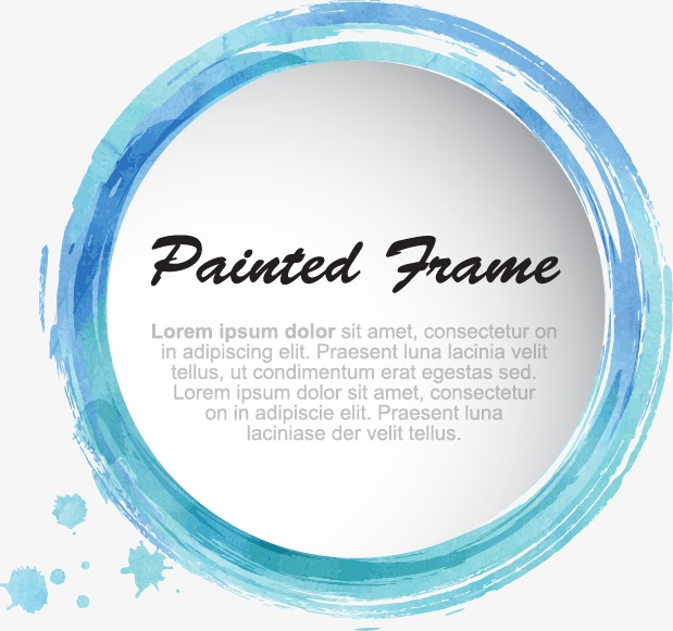619x581 Vector Frames, Frames For Paintings, Round Frame, Vector Png And