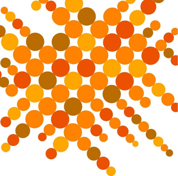 600x591 Circular Pattern Vector Background Free Vector In Encapsulated