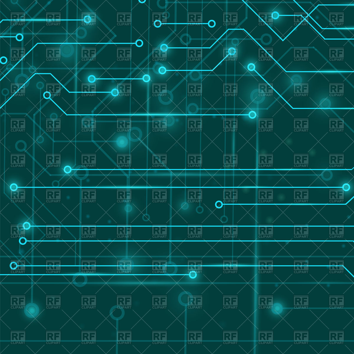 Circuit Pattern Vector At Free For Personal Use Board Background With Place Text 1200x1200 Image Artwork Of Backgrounds