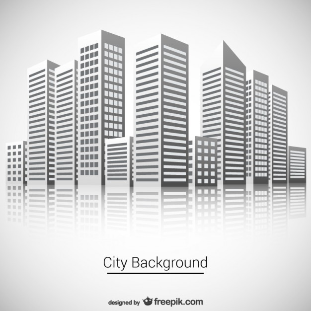 626x626 City Background Vector Vector Free Download